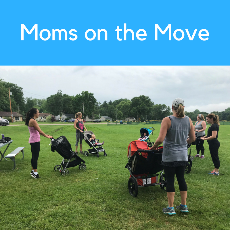 Moms on the Move
