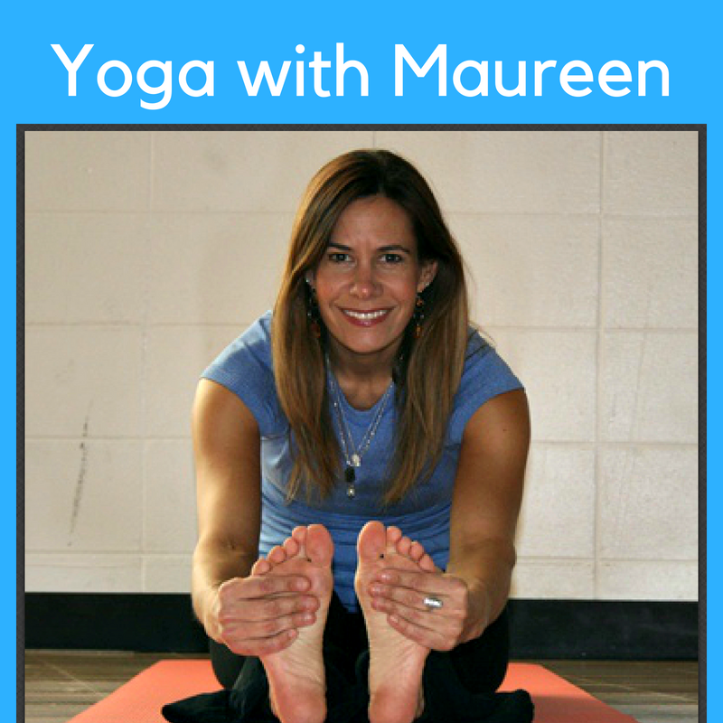 Yoga with Maureen
