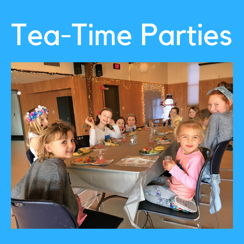 Tea-Time Parties