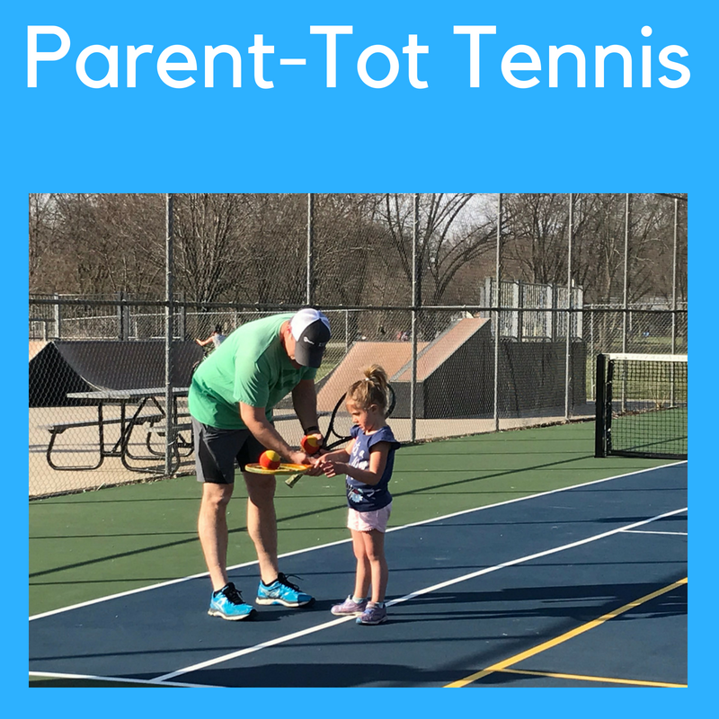 Parent-Tot Tennis