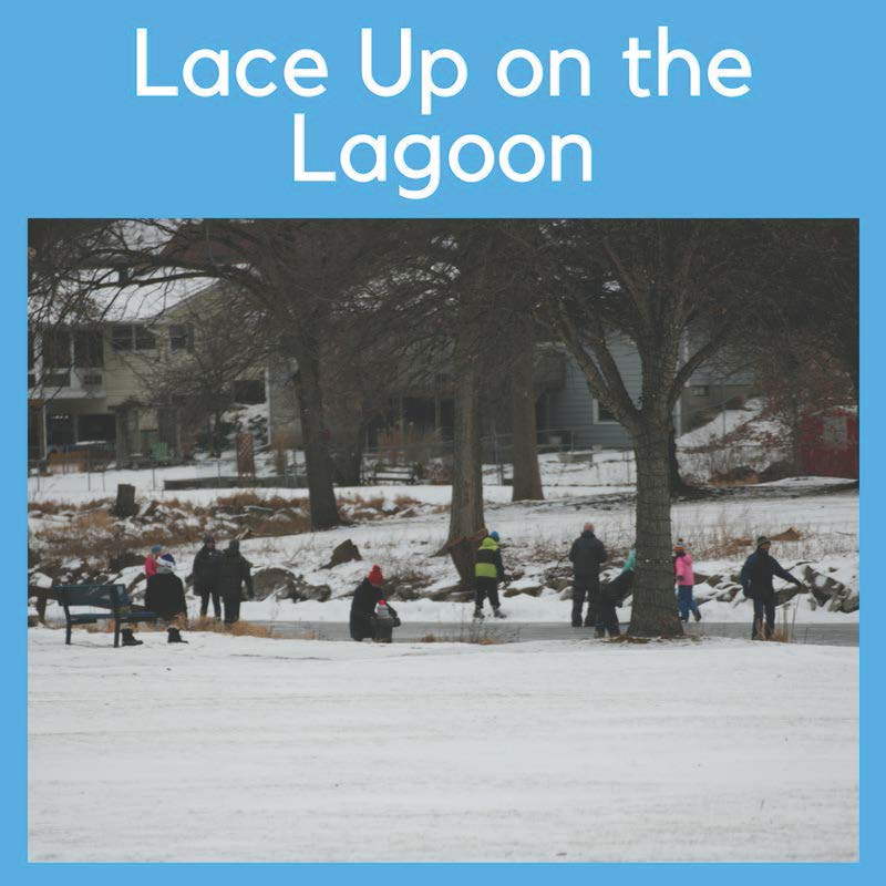 Lace Up on the Lagoon