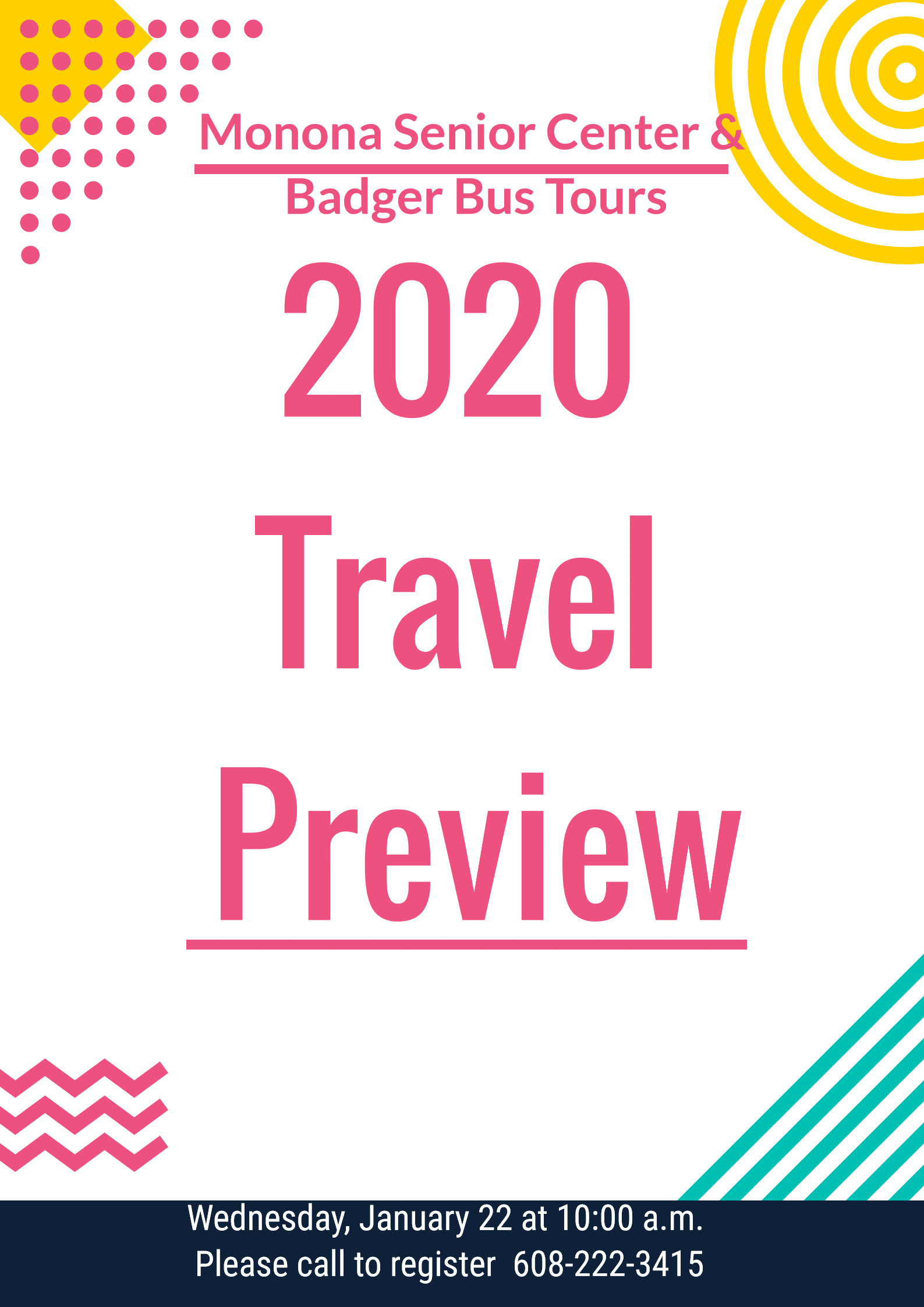 Travel Preview 2020
